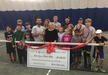 Oak Lane Tennis Club re opens