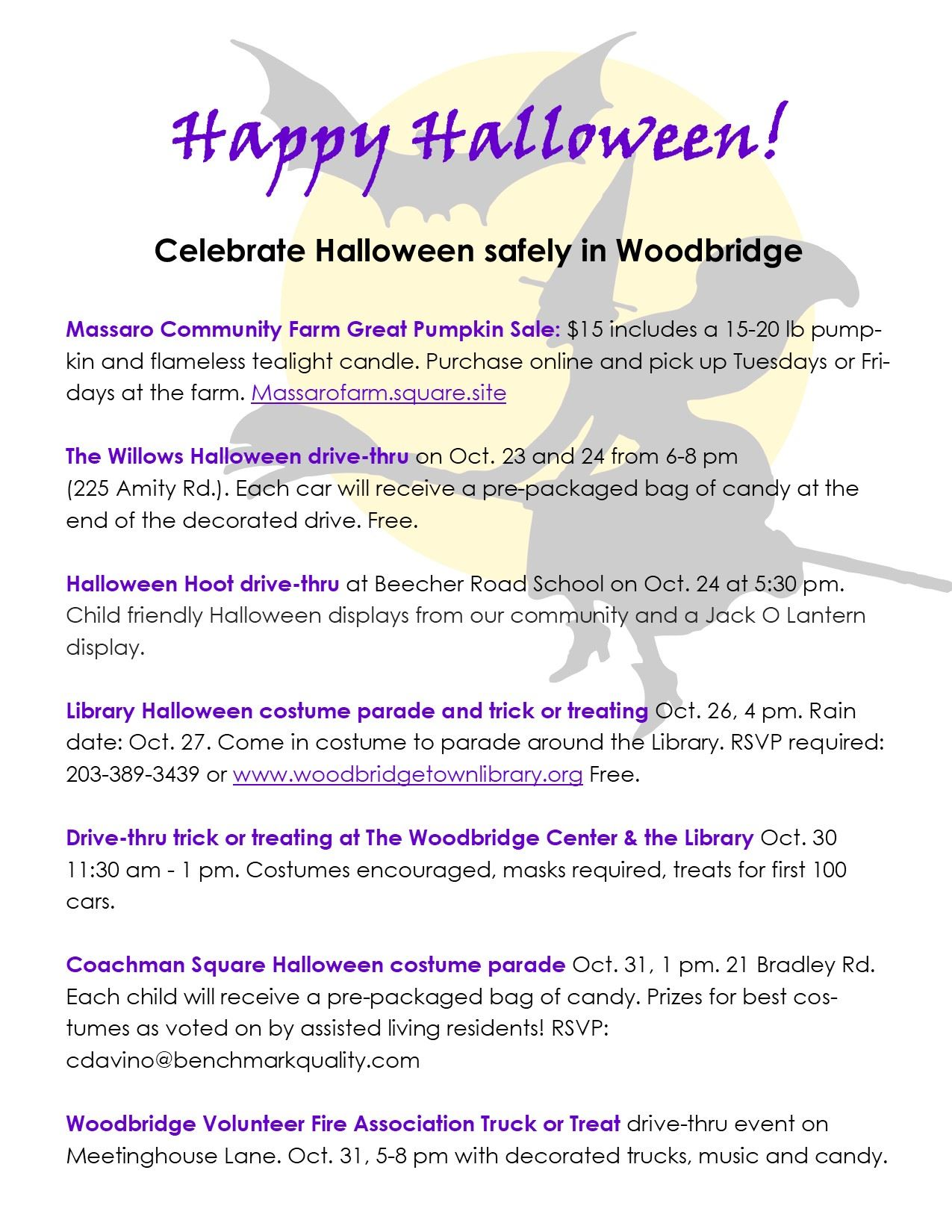 Halloween flyer updated